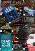 Books:Mystery & Detective Fiction, Stuart Woods. SIGNED. Group of Eleven First Editions in the StoneBarrington Series. Various publishers and dates. Most are ...(Total: 11 Items)