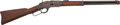 Long Guns:Lever Action, Winchester Second Model 1873 Saddle Ring Carbine....
