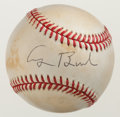 Miscellaneous Collectibles:General, George H. W. Bush Single Signed Baseball. ...