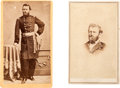 Photography:CDVs, Ulysses S. Grant: Two Cartes de Visite.... (Total: 2 )
