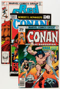 Bronze Age (1970-1979):Adventure, Conan the Barbarian/Robert E Howard Related Group (Marvel, 1970s) Condition: Average NM-.... (Total: 29 Comic Books)