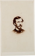 Photography:CDVs, Union General Nelson Appleton Miles: Carte de Visite ofMedal of Honor Recipient Nelson A. Miles....