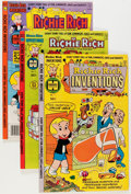 Bronze Age (1970-1979):Cartoon Character, Richie Rich Inventions #1-26 File Copy Group (Harvey, 1977-82)Condition: Average VF/NM.... (Total: 49 Comic Books)