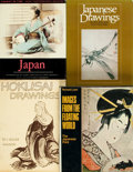 Books:Art & Architecture, Group of Four Books Related to Japanese Art. Various publishers and editions. Late twentieth century. Quartos. Publisher's b... (Total: 4 Items)