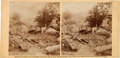 "Photography:Stereo Cards, Alexander Gardner ""View of Slaughter Pen at Battle of Gettysburg"", Stereoview From the Photographic Incidents of the War..."