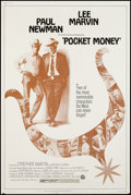 "Movie Posters:Western, Pocket Money (National General, 1972). Poster (40"" X 60""). Western.. ..."