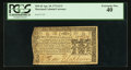 Colonial Notes:Maryland, Maryland April 10, 1774 $2/3 PCGS Extremely Fine 40.. ...