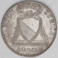 Switzerland:Zurich, Switzerland: Zurich. Trio of 1813 Talers: KM189, D-366, Lightly toned VF+ with reflective surfaces but once poorly cleaned; KM190 (with B... (Total: 3 coins Item)