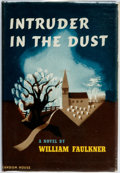 Books:Literature 1900-up, William Faulkner. Intruder in the Dust. New York: RandomHouse, [1948]. First edition, first printing. Publisher's b...