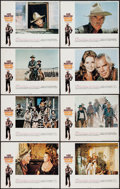 "Movie Posters:Western, Monte Walsh & Other Lot (National General, 1970). Lobby Card Sets of 8 (2)(11"" X 14""). Western.. ... (Total: 16 Items)"