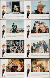 "Monte Walsh & Other Lot (National General, 1970). Lobby Card Sets of 8 (2)(11"" X 14""). Western. ... (T..."