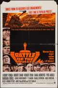 "Movie Posters:War, Battle of the Bulge (Warner Brothers, 1966). One Sheet (27"" X 41"")& Lobby Card Set of 8 (11"" X 14""). War.. ... (Total: 9 Items)"
