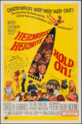 "Movie Posters:Rock and Roll, Hold On! & Other Lot (MGM, 1966). One Sheets (2) (27"" X 41"").Rock and Roll.. ... (Total: 2 Items)"