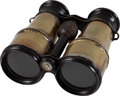 Military & Patriotic:Indian Wars, Indian War Era Paris Made Field Glasses....