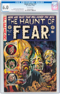 Golden Age (1938-1955):Horror, Haunt of Fear #17 (EC, 1953) CGC FN 6.0 Off-white pages....