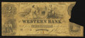 Obsoletes By State:Indiana, Plymouth, IN- Western Bank $2 July 15, 1853. ...