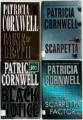 Books:Mystery & Detective Fiction, Patricia Cornwell. Four First Editions in the Kay Scarpetta Series.New York: Putnam's, [various dates]. Publisher's binding... (Total:4 Items)