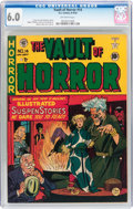 Golden Age (1938-1955):Horror, Vault of Horror #14 (EC, 1950) CGC FN 6.0 Off-white pages....