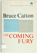 Books:Americana & American History, [Civil War]. Bruce Catton. The Coming Fury. Garden City:Doubleday, 1961. First edition, first printing. Volume one ...