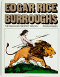 Books:Biography & Memoir, Irwin Porges. Edgar Rice Burroughs: The Man Who CreatedTarzan. London: New English Library, [1975]. First UK editio...