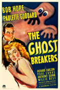 "Movie Posters:Comedy, The Ghost Breakers (Paramount, 1940). One Sheet (27.5"" X 41"").. ..."