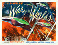 """The War of the Worlds (Paramount, 1953). Half Sheet (22"""" X 28"""") Style B"""