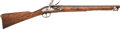 Military & Patriotic:Revolutionary War, British Flintlock Cavalry Carbine With Saddle Ring Haskins1762...