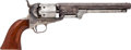 Handguns:Single Action Revolver, Fine Colt Third Model 1851 Navy Percussion Revolver....