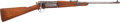 Long Guns:Bolt Action, U.S. Krag-Jorgensen Model 1896 Bolt Action Carbine....