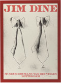 Fine Art - Work on Paper:Print, JIM DINE (American, b. 1935). Suite of Four Jim Dine Exhibition Posters: National Galerie Berlin, Museum Boymans-Van Beuni... (Total: 4 Items)