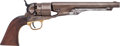 Handguns:Single Action Revolver, Early Colt Model 1860 Army Percussion Revolver....