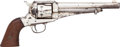 Handguns:Single Action Revolver, Remington Model 1875 Single Action Revolver....