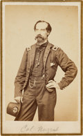 Photography:CDVs, Colonel Robert Nugent Carte de Visite....