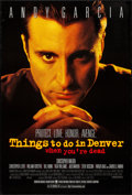 "Movie Posters:Crime, Things to Do in Denver When You're Dead & Other Lot (Miramax, 1995). One Sheets (2) (27"" X 40"", 26.25"" X 39"") DS & SS. Crime... (Total: 2 Items)"