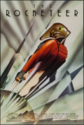 "Movie Posters:Action, The Rocketeer (Buena Vista, 1991). One Sheet (27"" X 40"") DS.Action.. ..."
