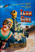 "Movie Posters:Action, Tank Girl (United Artists, 1995). One Sheets (2) (27"" X 40"") DSAdvance Day-Glo & Regular Style. Action.. ... (Total: 2 Items)"