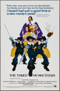 """Movie Posters:Swashbuckler, The Three Musketeers & Other Lot (Buena Vista, 1993). One Sheets (2) (27"""" X 40"""" & 27"""" X 41"""") DS & SS. Swashbuckler.. ... (Total: 2 Items)"""