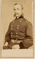 Photography:CDVs, General Frederic Winthrop Carte de Visite....