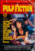 """Movie Posters:Crime, Pulp Fiction (Miramax, 1994). One Sheet (27"""" X 40""""). Crime.. ..."""