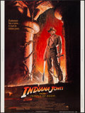 """Movie Posters:Adventure, Indiana Jones and the Temple of Doom (Paramount, 1984). Poster (30""""X 40""""). Adventure.. ..."""