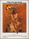 """Movie Posters:Adventure, Raiders of the Lost Ark (Paramount, 1981). Poster (30"""" X 40"""").Adventure.. ..."""