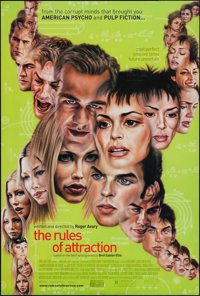 """The Rules of Attraction & Others Lot (Lions Gate, 2002). One Sheets (3) (27"""" X 40""""). Comedy. ... (Total: 3..."""