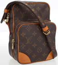 Louis Vuitton Classic Monogram Canvas Amazone Bag with Adjustable Strap