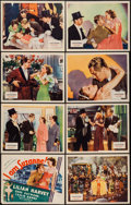 "Movie Posters:Musical, I Am Suzanne (Fox, 1933). Lobby Card Set of 8 (11"" X 14""). Musical.. ... (Total: 8 Items)"