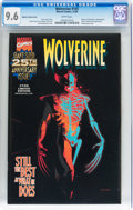 Modern Age (1980-Present):Superhero, Wolverine #145 Nabisco Variant Cover (Marvel, 1999) CGC NM+ 9.6White pages....