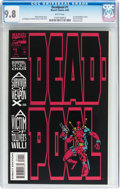 Modern Age (1980-Present):Superhero, Deadpool #1 (Marvel, 1993) CGC NM/MT 9.8 White pages....