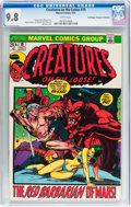 Bronze Age (1970-1979):Horror, Creatures on the Loose #19 Don/Maggie Thompson Collection pedigree(Marvel, 1972) CGC NM/MT 9.8 White pages....