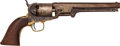 Handguns:Single Action Revolver, Composite Colt Model 1851 Navy Percussion Revolver....