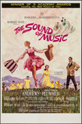 "Movie Posters:Academy Award Winners, The Sound of Music (20th Century Fox, 1965). One Sheet (27"" X 41"")Academy Awards Style. Academy Award Winners.. ..."