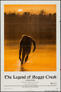 "The Legend of Boggy Creek & Others Lot (Howco, 1973). One Sheets (7) (27"" X 41""). Thriller. ... (Total: 7..."